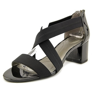 Bandolino Sawni Women  Open Toe Canvas  Sandals