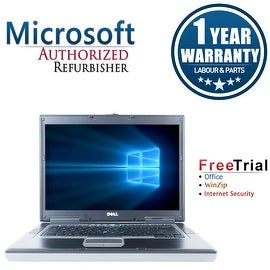 Refurbished Dell Precision M65 15.4'' Laptop Intel Core Duo T2400 1.83G 2G DDR2 80G DVD Win 7 Home Premium 32 1 Year Warranty