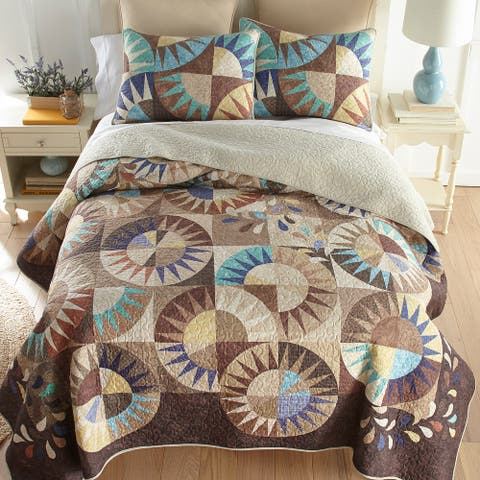 Donna Sharp Salisbury Quilt Set