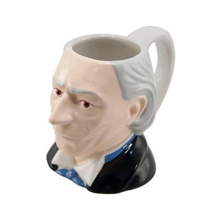 Doctor Who The First Doctor Ceramic 3D Mug William Hartnell - Multi