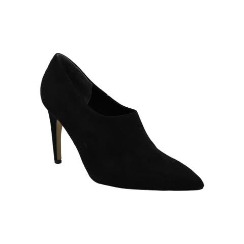 Charles by Charles David Womens Oxy Suede Pointed Toe Ankle Fashion Boots