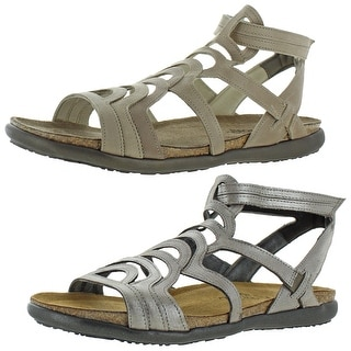 Link to NAOT Women's Sara Leather Strappy Casual Gladiator Sandals Similar Items in Women's Shoes