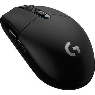 Logitech G305 Wireless Mouse Black Mouse