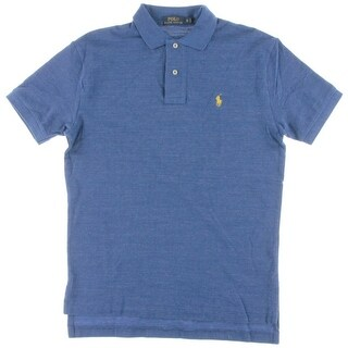 Polo Ralph Lauren Mens Short Sleeves Classic Fit Polo Shirt