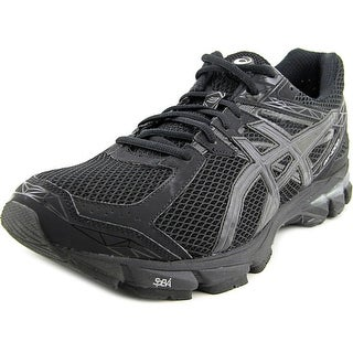 Asics GT-1000 3 Men 2E Round Toe Synthetic Black Running Shoe