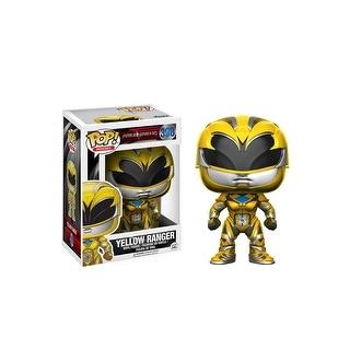Funko POP Power Rangers - Yellow Ranger - Multi