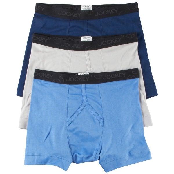 4927de6df4f58f Shop Jockey Men's Underwear Staycool Boxer Brief - 3 Pack, 8802 ...