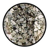 Silver - Stampendous Glass Glitter 1.43Oz