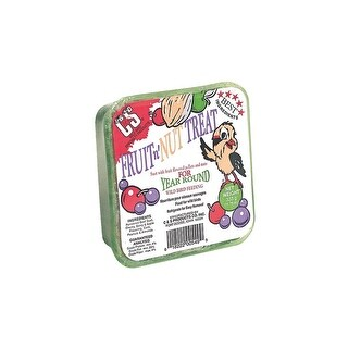 C&S 11-3/4Oz Fruit&Nut Suet