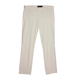 Polo Ralph Lauren Womens Solid Skinny Ankle Pants