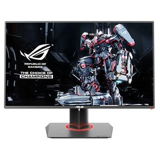 Refurbished - ASUS ROG PG278Q 27 SWIFT Gaming Monitor 2560x1440 1ms DisplayPort 2xUSB 3.0