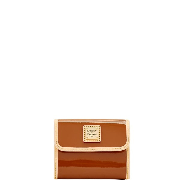 Dooney & Bourke Patent Small Flap Wallet (Introduced by Dooney & Bourke at $98 in Feb 2018)