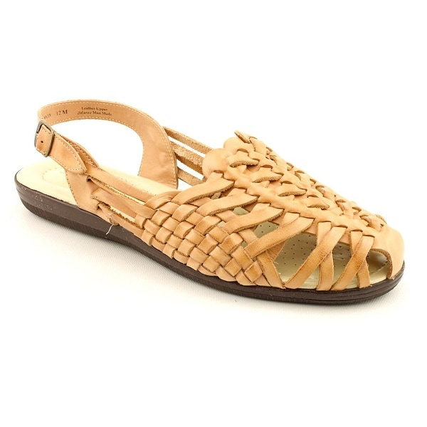 Softspots Tobago Womens Natural Sandals