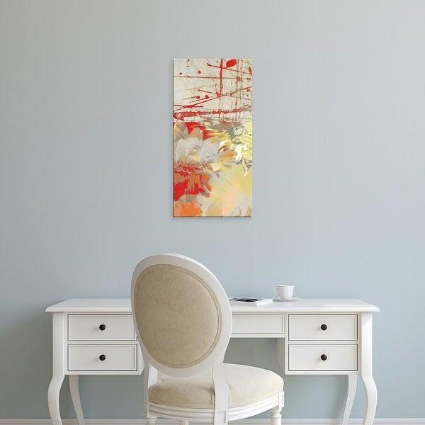 Easy Art Prints Ricki Mountain's 'White Wonders I' Premium Canvas Art