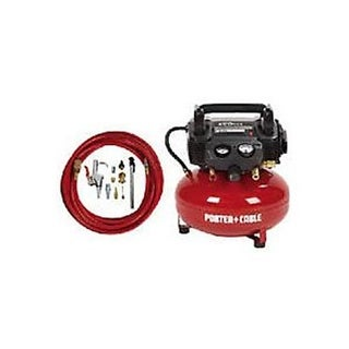 Porter-Cable 2906048 C2002 150Psi 6 gal Pancake Compressor