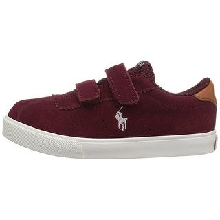 POLO Ralph Lauren Baby hadley ez Suede Slip On Sneakers