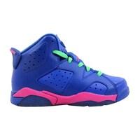 55ad9024071250 Shop Nike Air Jordan VI 6 Retro GP Iron Purple Bleached Turquoise ...