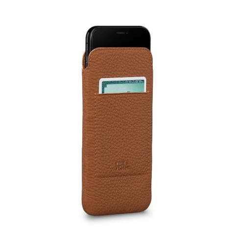 SENA Cases Ultraslim Wallet Case for iPhone 11 Pro Max (Tan) - SFD44406NPUS
