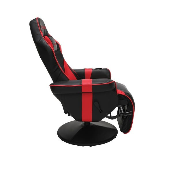 RESPAWN-900 Racing Style Gaming Recliner Reclining Gaming Chair RSP-900-RED in Red