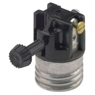 Leviton 028-7090-M 3-Way Turn Knob Socket Interior, 250W, 250V