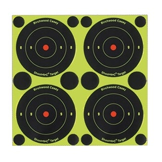 Birchwood Casey Shoot-N-C Bull 's-Eye Target, 3 Inch -240 Pack