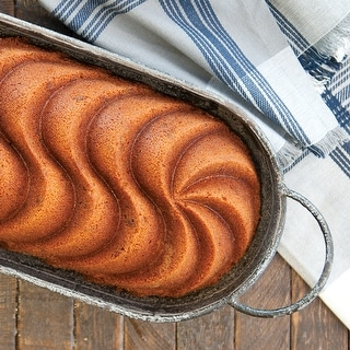 Link to Nordic Ware Heritage Loaf Pan Similar Items in Bakeware