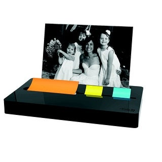 Post-it Pop-Up Note and Flag Dispenser with 4 x 6 in Photo Slot