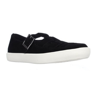 Naya Juniper Slip-On Fashion Sneakers - Black