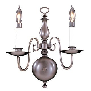 Framburg FR 9122 Williamsburg Up Lighting Wall Sconce from the Jamestown Collection