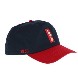 Levis Men's Embroidered Baseball Cap