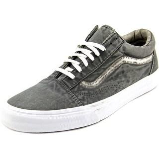 Vans Old Skool Reissue Round Toe Canvas Skate Shoe