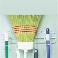 Closetmaid Holder Broom/Mop Dustpan 3462