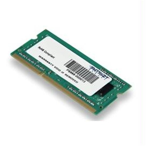 Patriot - PDP Patriot Memory 4GB 1600MHZ CL11 SODIM Signature Line