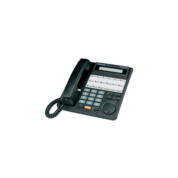 Refurbished Panasonic KXT7431B-R Digital 12-Line Speakerphone with LCD Readout