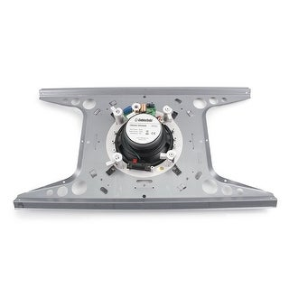 C2g / Cables To Go 39909 Plenum Rated Speaker Mount For 6-Inch Ceiling Speaker - Pair