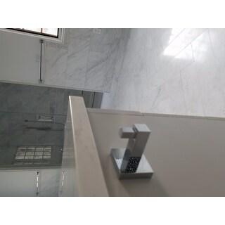 Italia Capri 24-inch Chrome Towel Bar