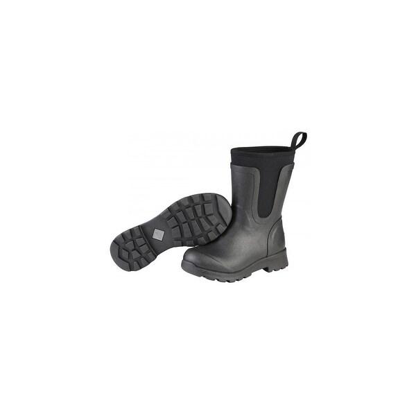 Muck Boots Black Women's Cambridge Mid Boot w/ XpressCool Lining - Size 7