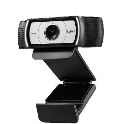 Logitech 960-001075 C925-E Webcam With Hd Video And Built In Stereo Microphones