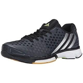 Adidas Womens Volley Response Boost Non-Marking Lightweight Volleyball Shoes - 14 medium (b,m)
