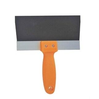 """Mintcraft 37001O3L Flexible Blue Steel Taping Knife 8"""", Neon Orange"""