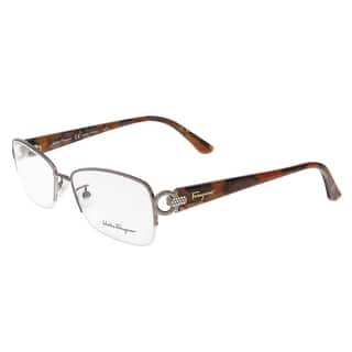 Salvatore Ferragamo SF2104/R 229 Brown Rectangle Optical Frames - 54-16-135|https://ak1.ostkcdn.com/images/products/is/images/direct/7bf26d884d519f0deb5fbaae4293725d9169949b/Salvatore-Ferragamo-SF2104-R-229-Brown-Rectangle-Optical-Frames.jpg?impolicy=medium