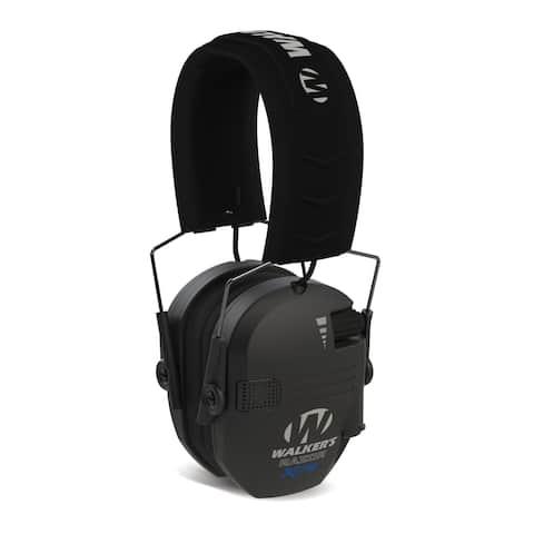Walker's Razor X-TRM Digital Ear Protectors (Black)