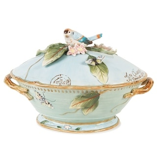 Link to Fitz and Floyd Toulouse 3.5Qt Tureen Similar Items in Serveware