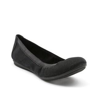 Andrew Geller Angie Women's Flats & Oxfords Black
