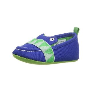 Rosie Pope Kids Footwear I See You Crib Shoes Infant Canvas (3 options available)