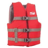 Stearns PFD 3007 Cat Child/Youth Boating Life Vest Red 3000001415