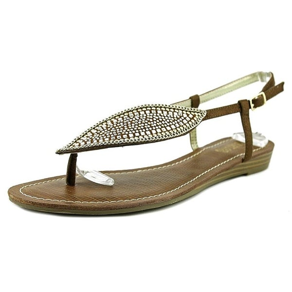 Carlos by Carlos Santana Womens Laverne Split Toe Casual T-Strap Sandals