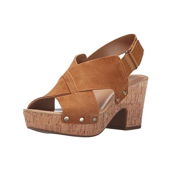 ed7e01e8727 Shop Franco Sarto Womens Kicks Platform Sandals Studded - Free ...