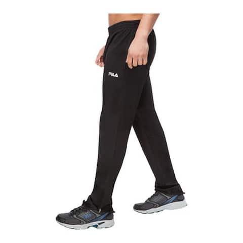 Fila Men's Pique Trackster Pant Black