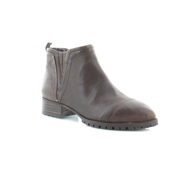 Nine West Layitout Women's Boots Dk Brown - 5